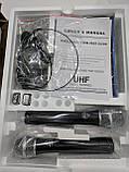 Радиосистема Behringer WM-501R с гарнитурой база + 2 радиомикрофона Беринжер, фото 7