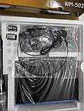 Радиосистема Behringer WM-501R с гарнитурой база + 2 радиомикрофона Беринжер, фото 8