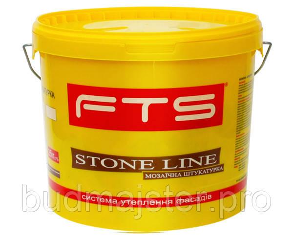Штукатурка FTS STONE LINE Marmure 1,2 мм мозаїчна, 25 кг