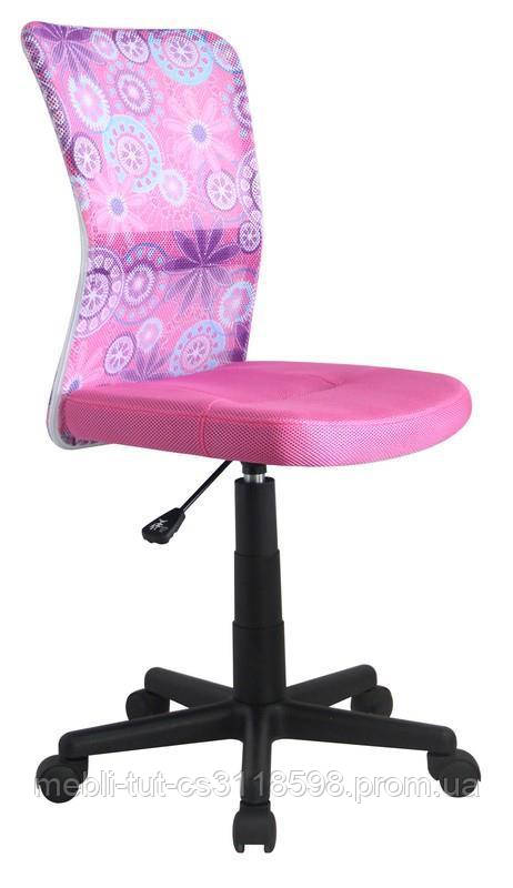 Компьютерное кресло DINGO (розовый) (Halmar)
