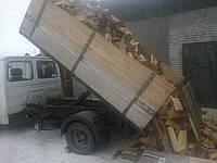 Дрова сосновый колотые 3500грн с доставкой за 6 кубов