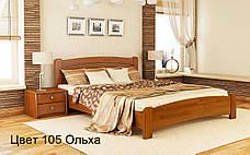 ✅ Деревянная кровать Венеция Люкс 80х190 см ТМ Эстелла, фото 3