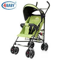 Легкая прогулочная детская коляска 4Baby Rio