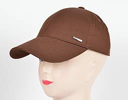 """Бейсболка женская """"KentAver"""" Пирс 03110 коричневый"""