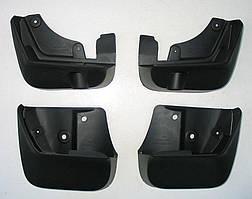 Subaru Legacy 2010 брызговики ASP колесных арок передние и задние полиуретановые