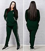 Женский спортивный костюм батал, фото 1