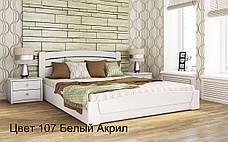 ✅ Деревянная кровать Селена Аури с механизмом 120х190 см. ТМ Эстелла, фото 3