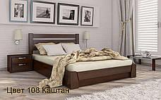 ✅ Деревянная кровать Селена с механизмом 120х190 см ТМ Эстелла, фото 3