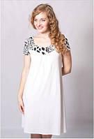 Сорочка WIKTORIA (женская одежда для сна, дома и отдыха, домашняя одежда, ночная рубашка)