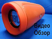 Переносная колонка JBL Charge 4 красная (red), фото 1