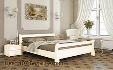 ✅ Дерев'яне ліжко Діана 80х190 см ТМ Естелла, фото 3