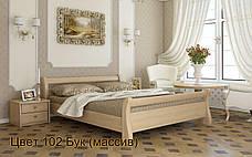 ✅ Дерев'яне ліжко Діана 80х190 см ТМ Естелла, фото 2