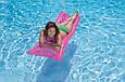 """Пляжний надувний матрац Intex 59718 """"Relax-A-Mat"""". 3 кольори, фото 2"""