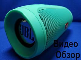 Bluetooth колонка JBL Charge 4 бирюзовая (turquoise)