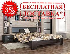 ✅ Деревянная кровать Титан 120х190 см ТМ Эстелла