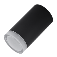 Світильник світлодіодний 5W 4000K  (чорний)