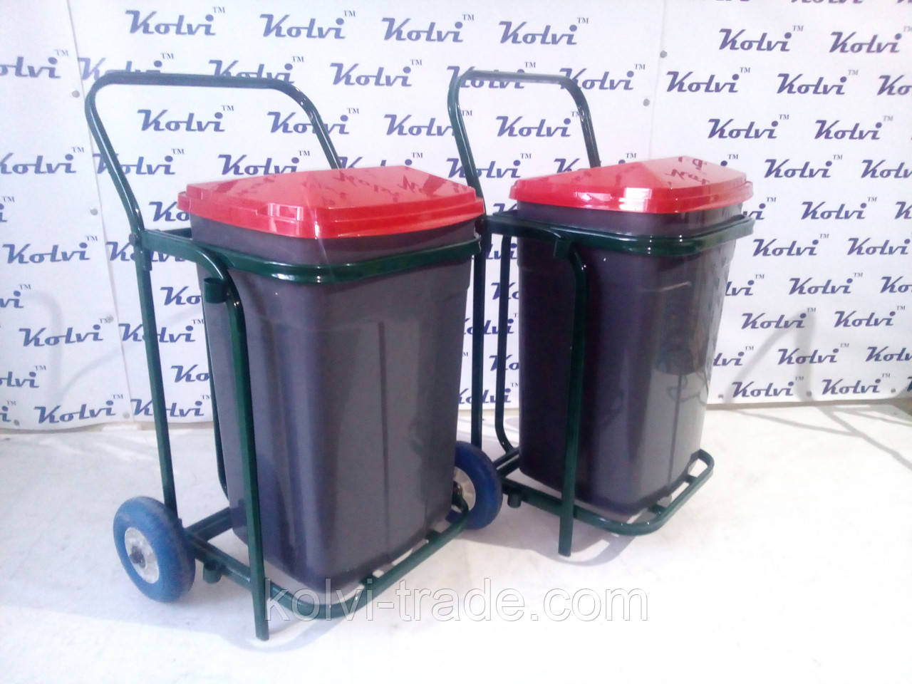 Производство уборочного инвентаря, тележка дворника, тележка для мусора.