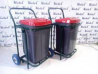 Производство уборочного инвентаря, тележка дворника, тележка для мусора., фото 1