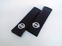 Накладка на ремень безопасности NISSAN BLACK
