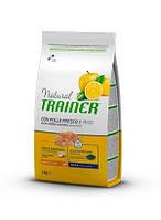 Trainer Natural Adult Mini (трейнер) - сухой корм для взрослых собак мелких пород 2 кг