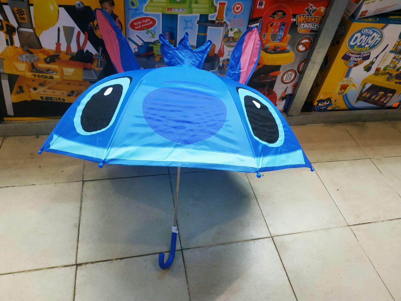 Детский зонт трость для мальчиков Стичь ТОП Качество