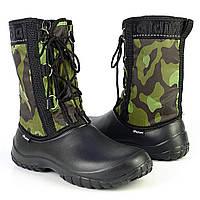 Берцы тактические камуфляж, легкие тактические ботинки сноубутсы. Германия Украина., фото 1