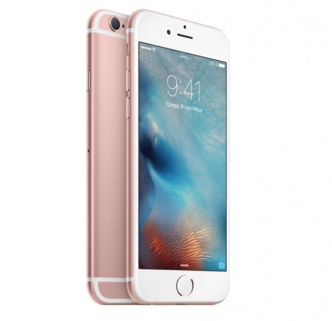 IPhone 6s 32GB Rose Gold .Колный комплект + коробка .