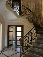 Перила на сходи
