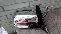 Зеркало правое Mitsubishi Pajero Wagon 4, (Митсубиси Паджеро Вагон 4) 2007-2014