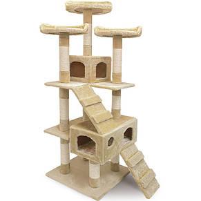 Игровой комплекс Big Jump I - 175 x 50 x 50 см, домик для кота, фото 2