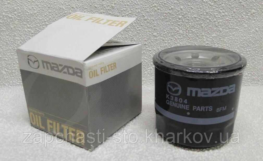 Фильтр масляный Mazda 2, 3, 6, MX-5 PE01-14-302A