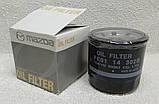 Фильтр масляный Mazda 2, 3, 6, MX-5 PE01-14-302A, фото 2