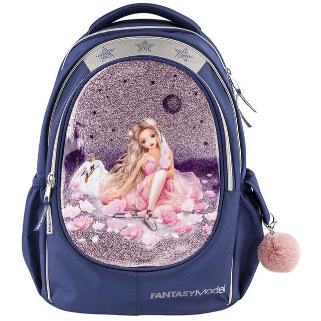 Рюкзак школьный Балерина, синий TOP Model Fantasy - 10161_A