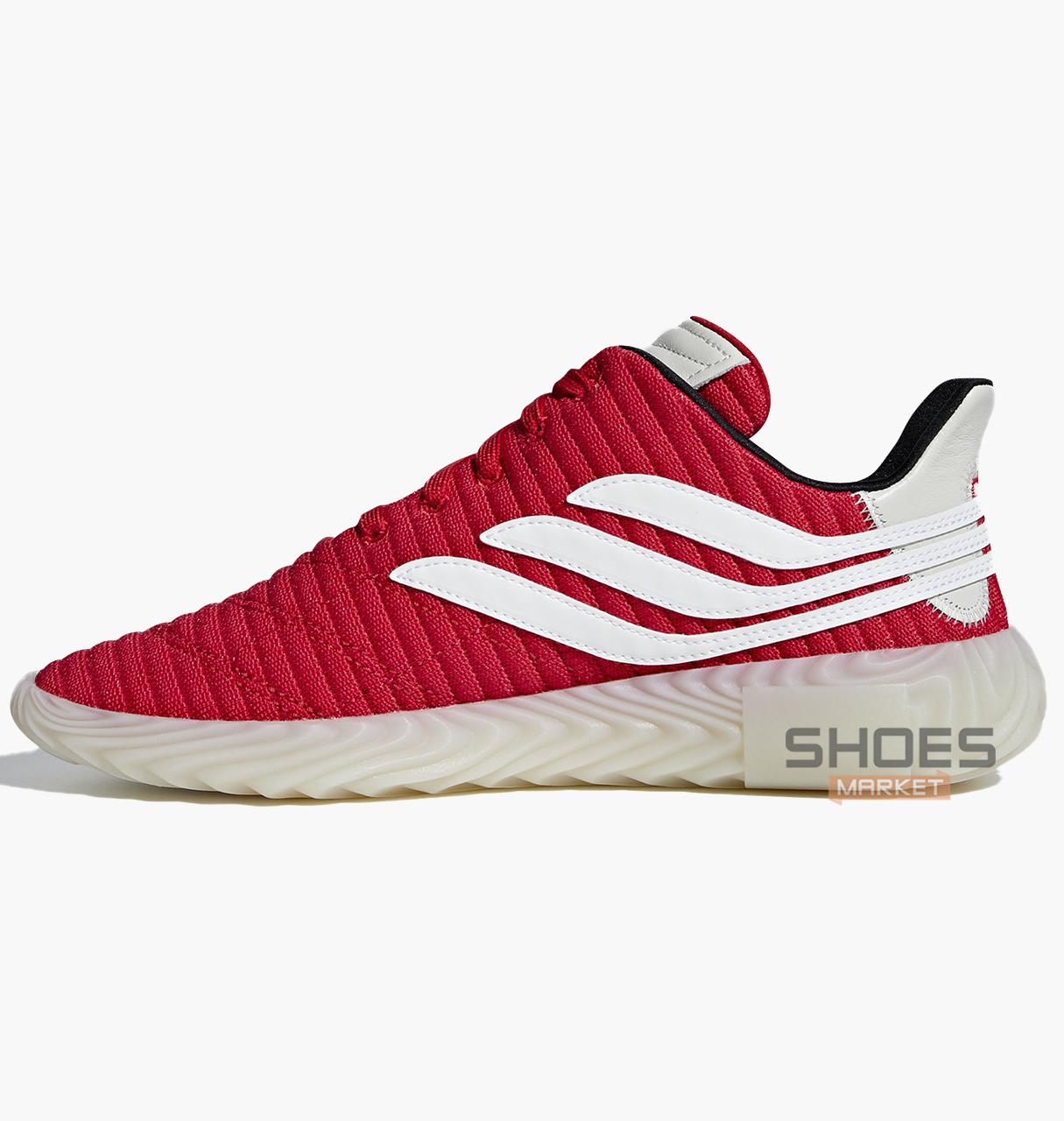 Мужские кроссовки Adidas Sobakov Shoes Red BD7572 b8c0cdaa77ce7