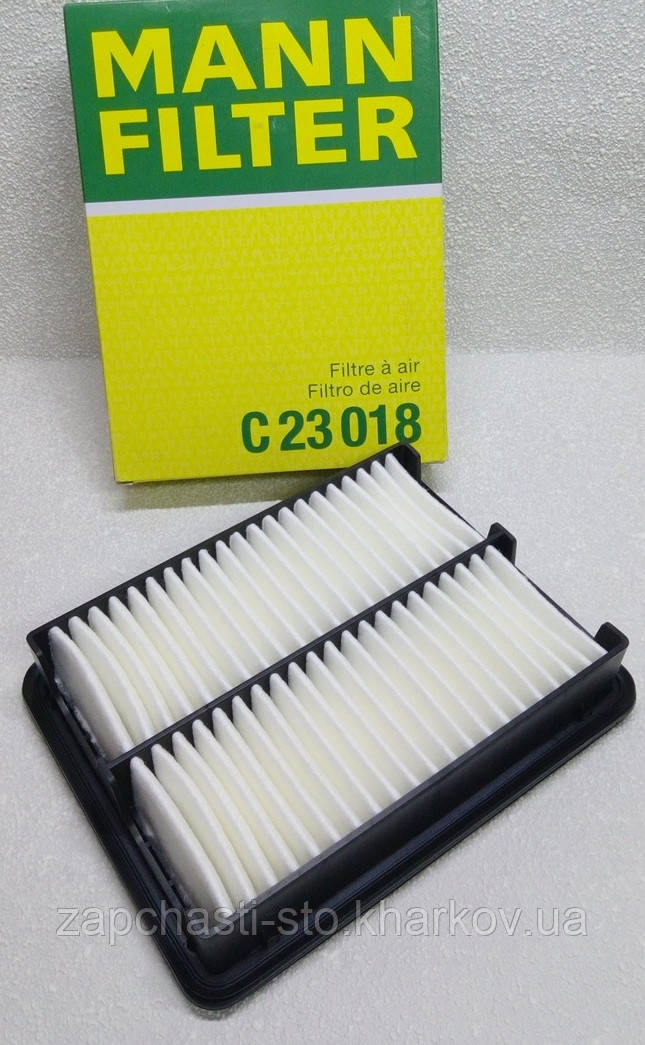 Фільтр повітряний Mazda 2, 3, P501-13-3A0 Mann