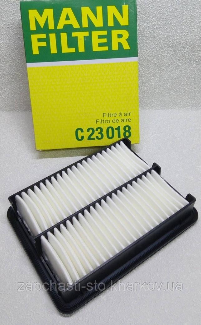 Фильтр воздушный Mazda 2, 3, P501-13-3A0 Mann