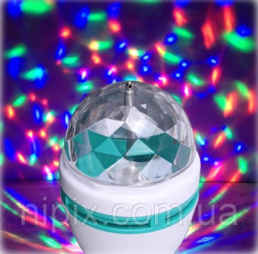 Лампа для дискотек LED Mini Party