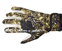 Перчатки для подводной охоты Sargan Агидель Камо 1,5 мм