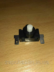 Кнопка пылесоса Zelmer/Bosch, клем. в стороны