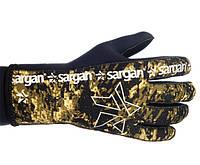 Перчатки для подводной охоты киев Sargan Сарго Камо 3 мм
