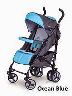 Прогулочная коляска-трость EasyGo Ritmo Ocean Blue