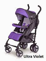 Прогулочная коляска-трость EasyGo Ritmo Ultra Violet