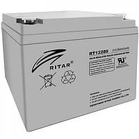 Аккумулятор для ИБП Ritar AGM RT12280, 12V-28Ah (RT12280)