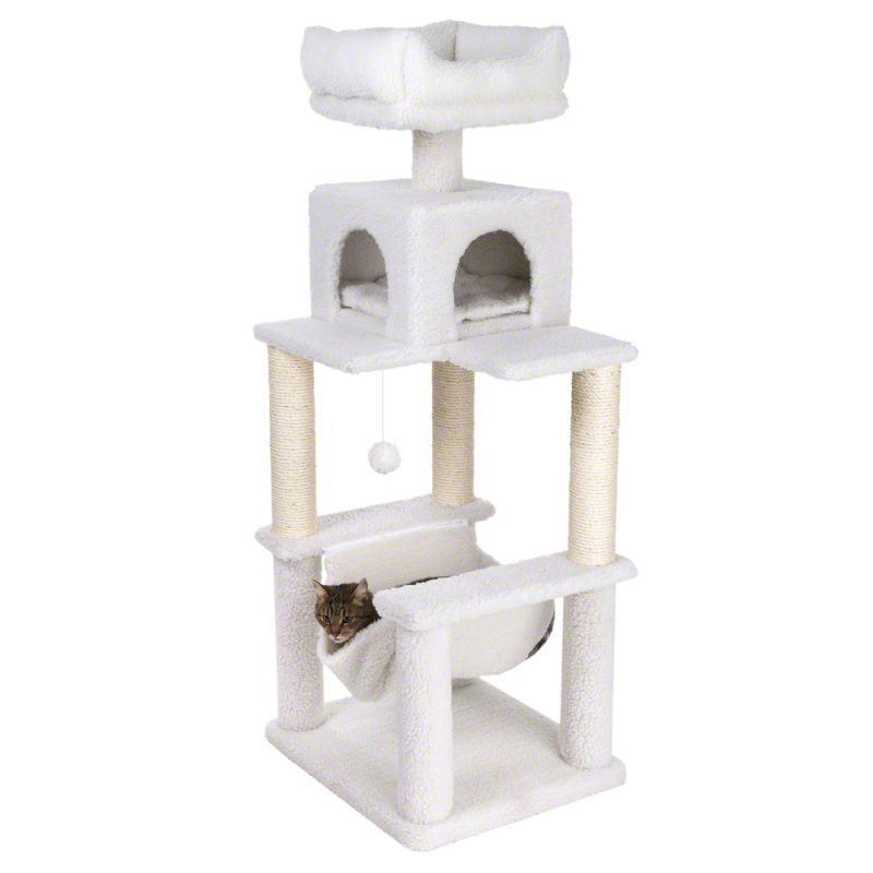 Игровой комплекс Winter Snow - 142 х 58 х 50 см, домик для кота