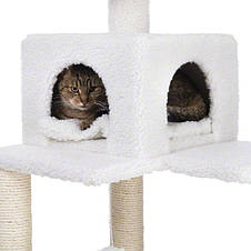Игровой комплекс Winter Snow - 142 х 58 х 50 см, домик для кота, фото 3