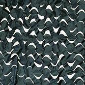 Маскировочная сеть Shelter Color 1,5x6 темно-зеленый