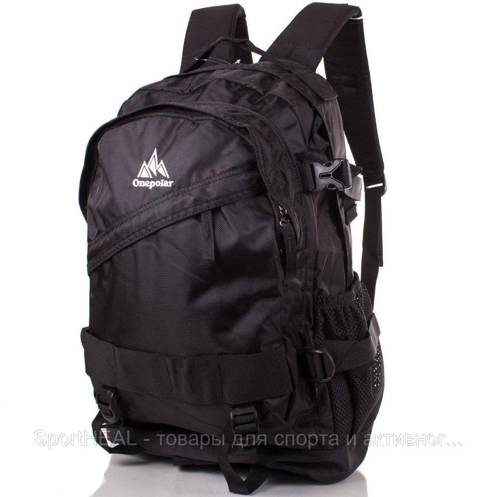 c186f712ff1f Рюкзак спортивный Onepolar Мужской рюкзак ONEPOLAR (ВАНПОЛАР) W1302-black:  продажа, цена в ...
