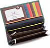 Зелений гаманець матовий шкіряний ST високої якості. Від постачальника SB634 Green, фото 3