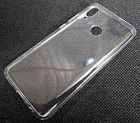 Чехол для Huawei P Smart 2019 / Honor 10 Lite силиконовый ультратонкий прозрачный