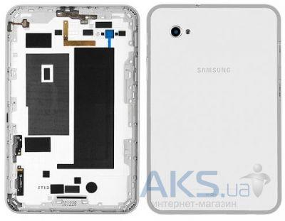Задняя часть корпуса (крышка) для планшета Samsung P6200 Galaxy Tab 7.0 White